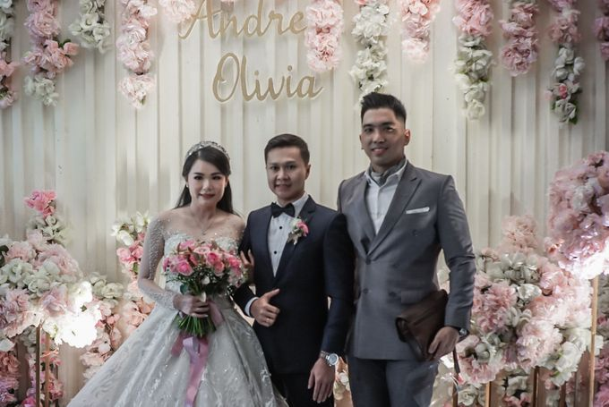 Wedding of ANDRE & OLIVIA by JW Marriott Hotel Surabaya - 008