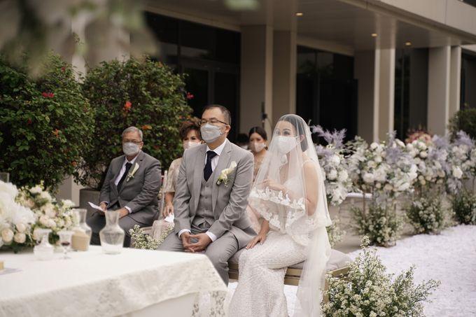 Hendrik & Magda Holy Matrimony At Fairmont Hotel by Fiori.Co - 016