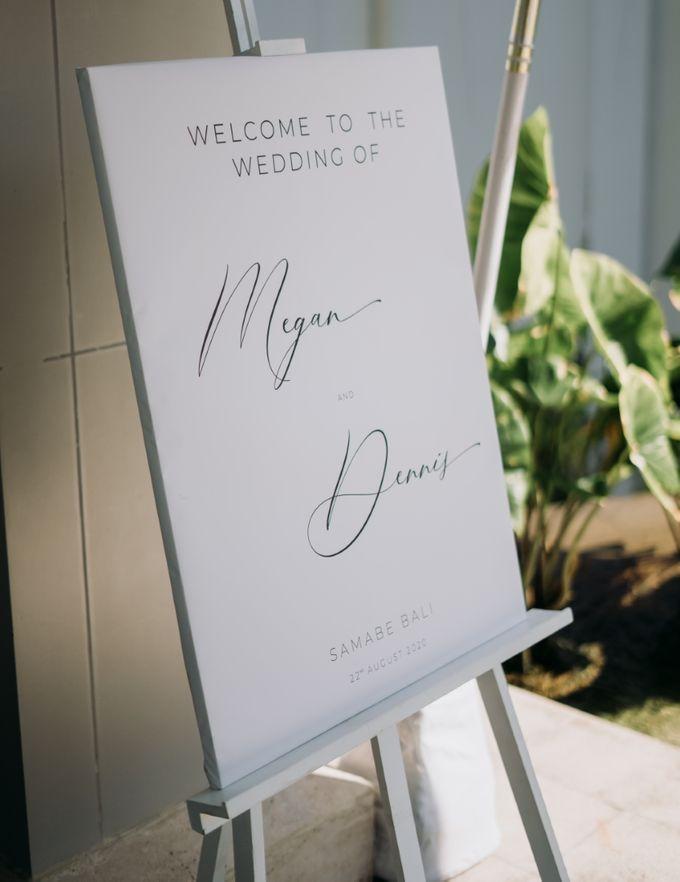 Bali Wedding of Dennis & Megan by Lentera Wedding - 037