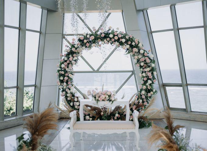 Bali Wedding of Dennis & Megan by Lentera Wedding - 039