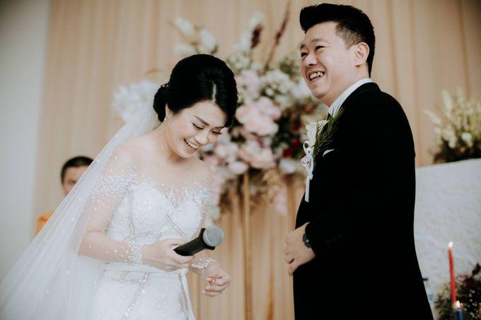 Raymond & Vanie Wedding Day by Keyva Photography - 032