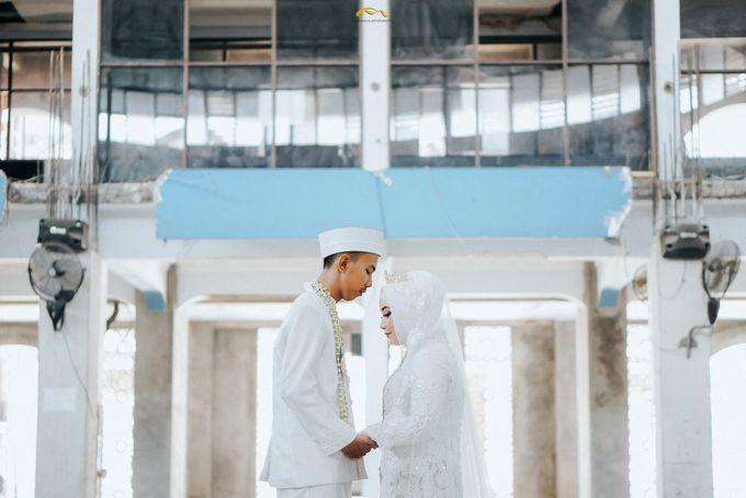 Mega & Alip Wedding Session I by martialova photoworks - 020