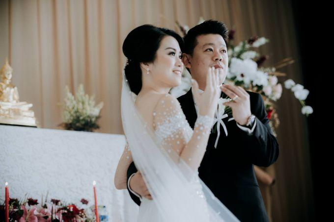 Raymond & Vanie Wedding Day by Keyva Photography - 033