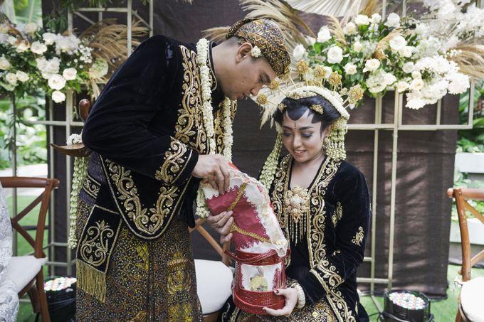 From Wedding Ceremony Randy & Andin by UK International Jakarta - 007