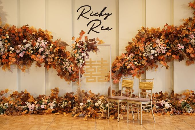 Ricky & Rea Wedding At Glass House RCPP by Fiori.Co - 007