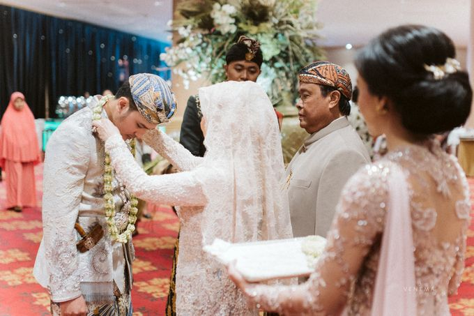 Arman & Alya Traditional Wedding Day by Venema Pictures - 020