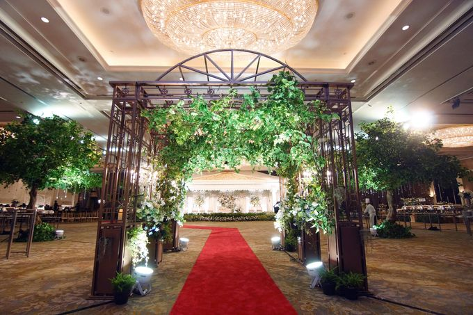 A WEDDING AT SHANGRI LA by AIRY - 010