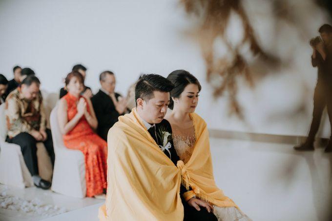 Raymond & Vanie Wedding Day by Keyva Photography - 034