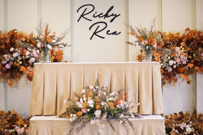 Ricky & Rea Wedding At Glass House RCPP by Fiori.Co - 006