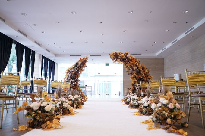 Ricky & Rea Wedding At Glass House RCPP by Fiori.Co - 015