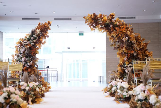 Ricky & Rea Wedding At Glass House RCPP by Fiori.Co - 008