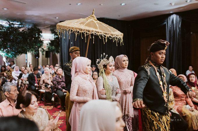 Arman & Alya Traditional Wedding Day by Stupa Caspea Event Decoration - 003