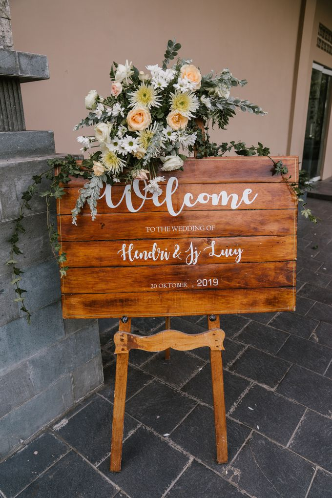 The Wedding of Hendri & Lucy by Miracle Wedding Bali - 041