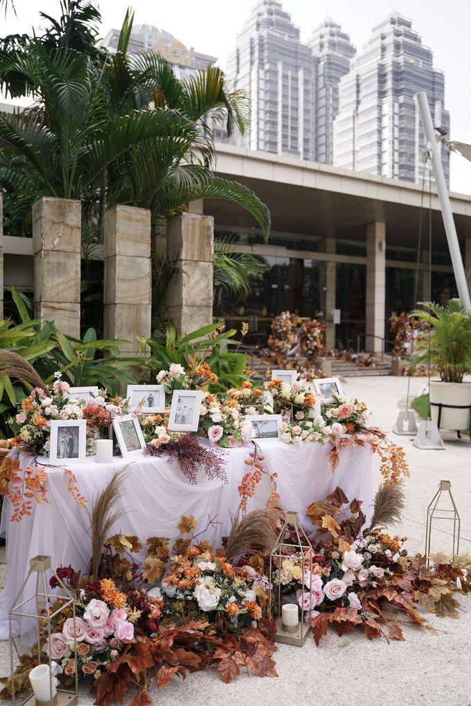 Ricky & Rea Wedding At Glass House RCPP by Fiori.Co - 016