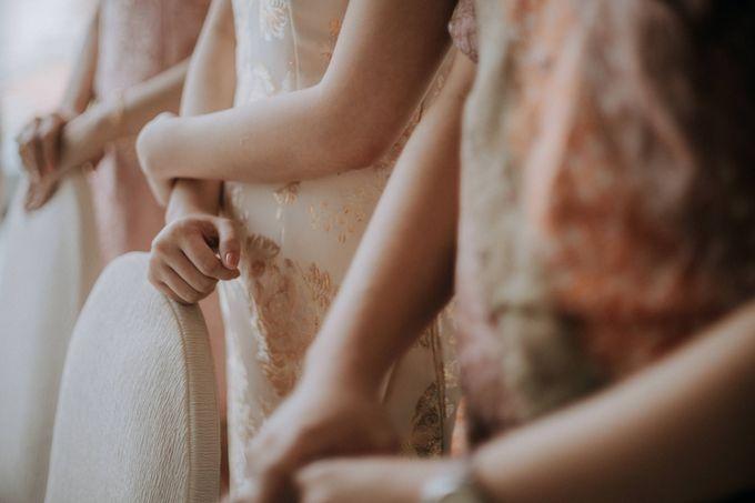 Raymond & Vanie Wedding Day by Keyva Photography - 035