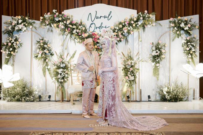 The Wedding of Nurul & Qodri at Horison Hotel by Decor Everywhere - 043