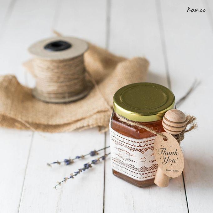 Wedding Souvenir - Honey in the Jar 45ml by Kanoo Paper & Gift - 001