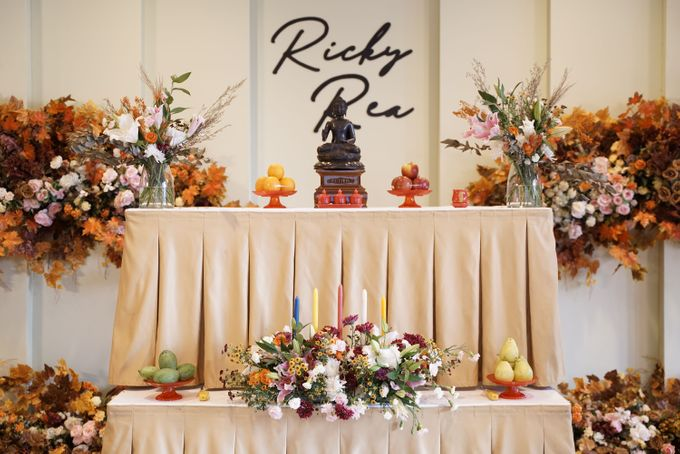 Ricky & Rea Wedding At Glass House RCPP by Fiori.Co - 023