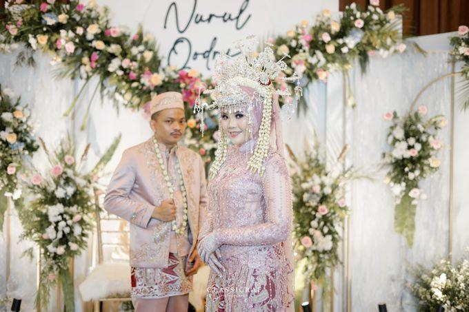 The Wedding of Nurul & Qodri at Horison Hotel by Decor Everywhere - 044