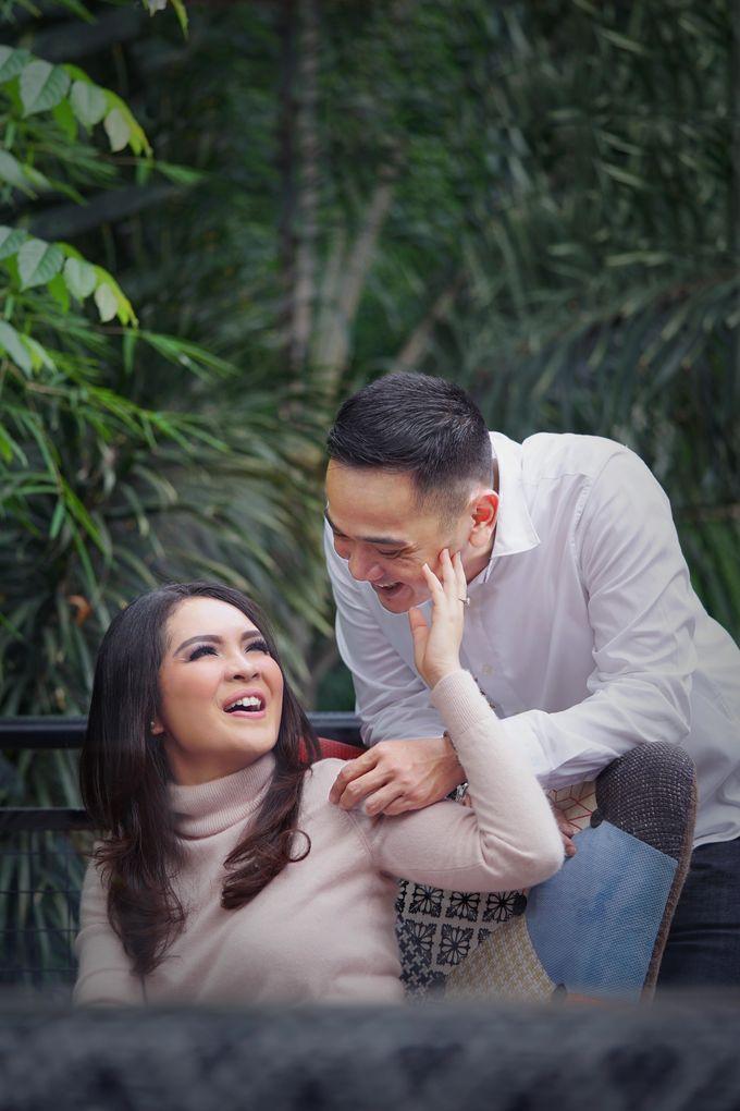 Prewedding of Wian & Dimas by Soe&Su - 001