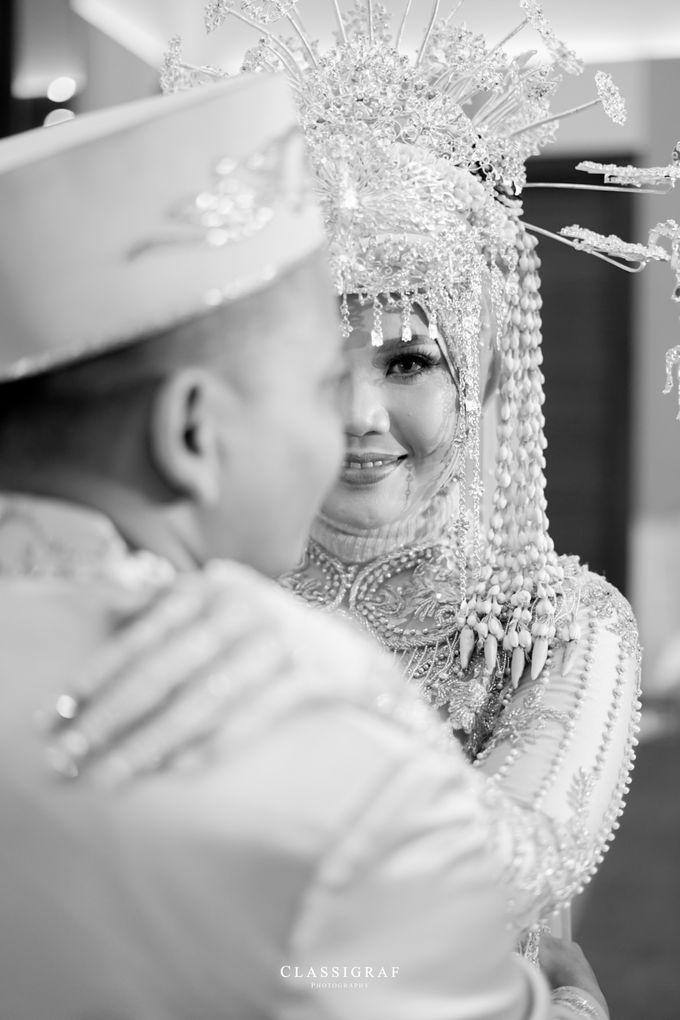 The Wedding of Nurul & Qodri at Horison Hotel by Decor Everywhere - 045