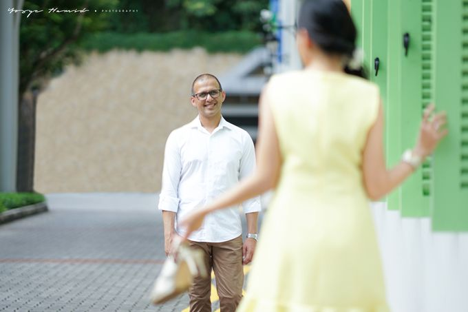 Pre-Wedding by Yosye Hamid Photography - 006