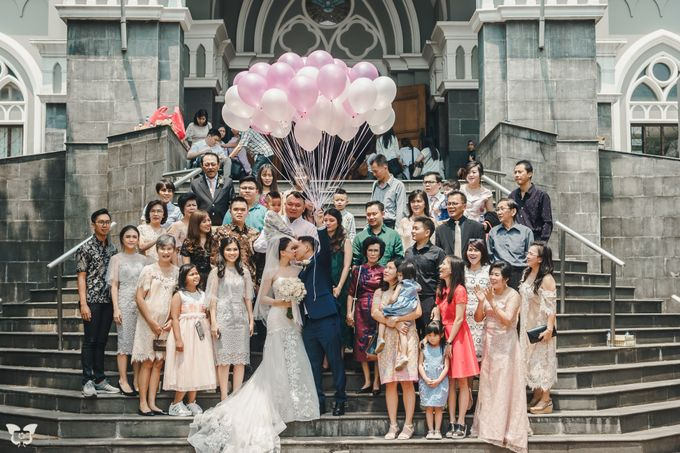 The Wedding of  Budi & Yola by Laurent Agustine by LOTA - 016