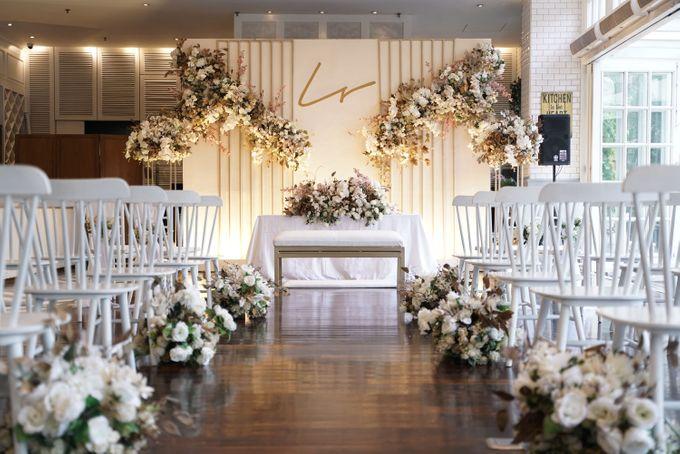 Leonard & Steffy Wedding At Wyls Kitchen by Fiori.Co - 001