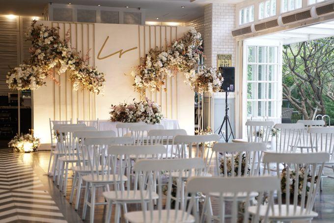 Leonard & Steffy Wedding At Wyls Kitchen by Fiori.Co - 004