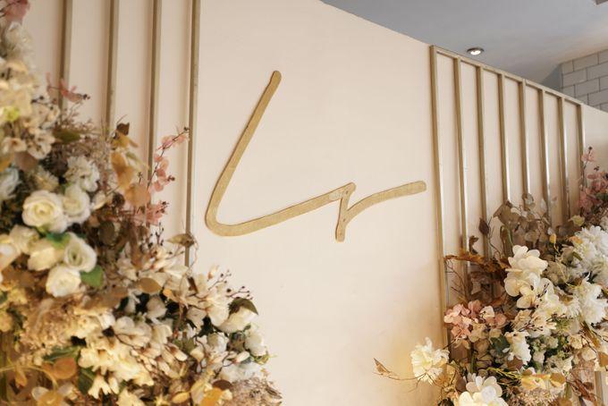 Leonard & Steffy Wedding At Wyls Kitchen by Fiori.Co - 011