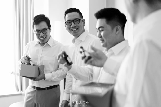 Wedding - Billy & Sharon by State Photography - 013