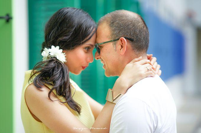 Pre-Wedding by Yosye Hamid Photography - 008