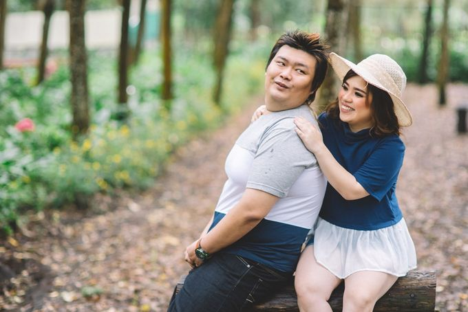 Prewedding Anton & Lina by Cheers Photography - 021