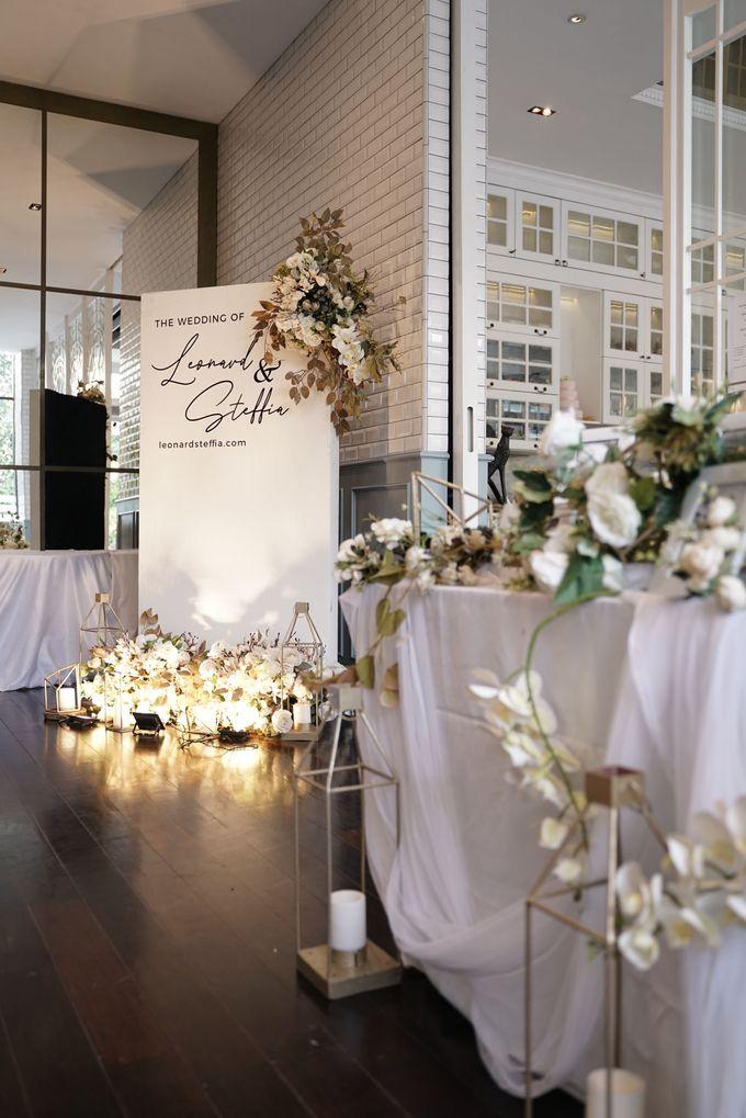 Leonard & Steffy Wedding At Wyls Kitchen by Fiori.Co - 010