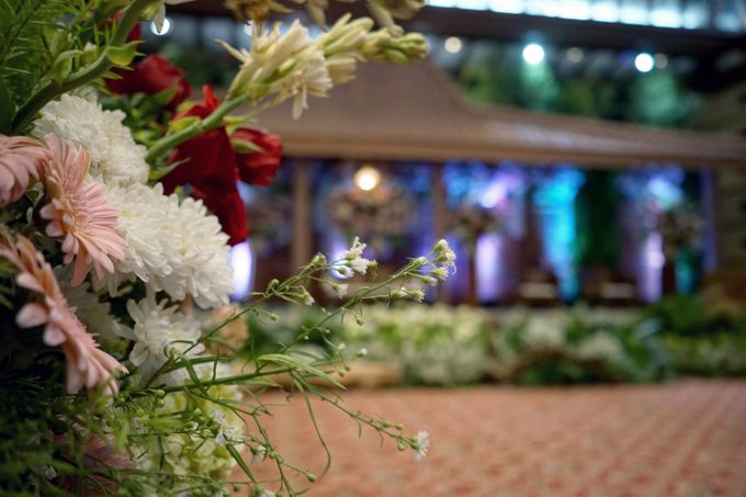 Berti & Silas Decoration by Our Wedding & Event Organizer - 021