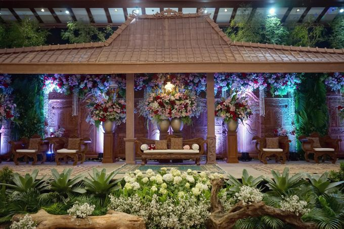 Berti & Silas Decoration by Our Wedding & Event Organizer - 022