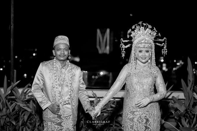 The Wedding of Nurul & Qodri at Horison Hotel by Decor Everywhere - 049