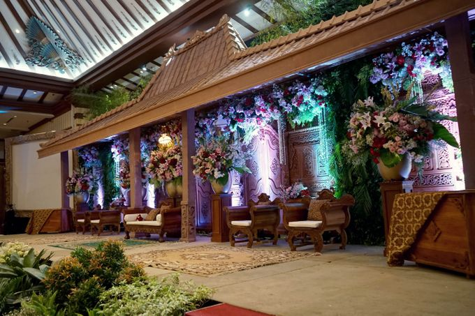 Berti & Silas Decoration by Our Wedding & Event Organizer - 001