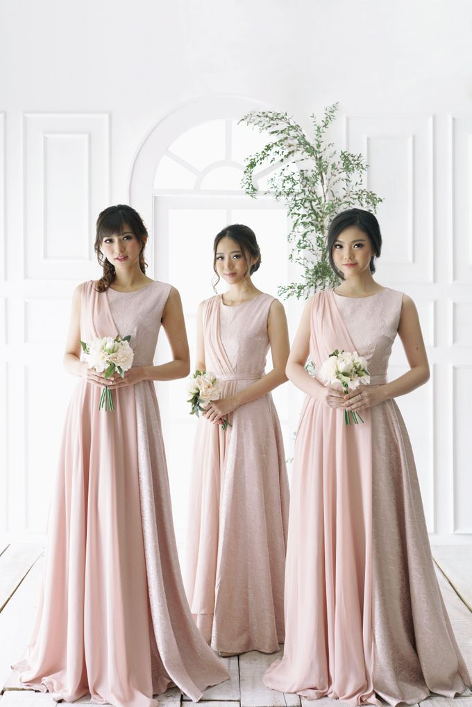 ready for rent by Lademoiselle Bridesmaids - 001