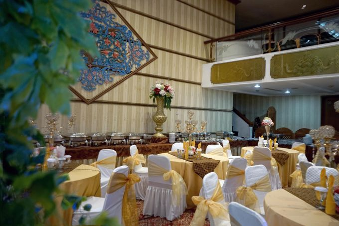 Berti & Silas Decoration by Our Wedding & Event Organizer - 002
