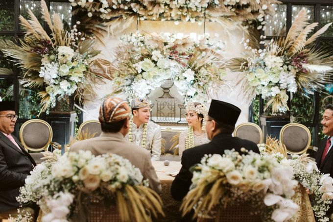 Arman & Alya Traditional Wedding Day by Venema Pictures - 021
