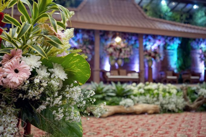 Berti & Silas Decoration by Our Wedding & Event Organizer - 003