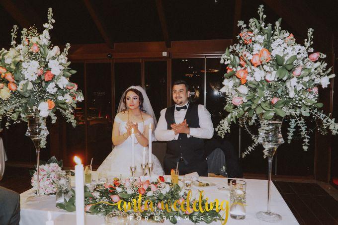 Wedding of Iraq Citizens in Antalya by Anta Organization Wedding & Event Planner - 016