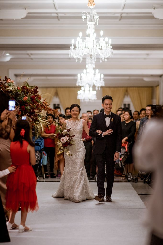 Giovanni & Jashinta Wedding Day by Journal Portraits - 028