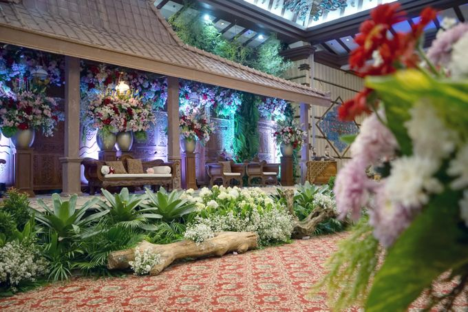 Berti & Silas Decoration by Our Wedding & Event Organizer - 004