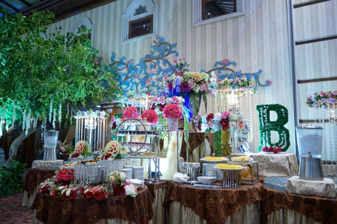 Berti & Silas Decoration by Our Wedding & Event Organizer - 005