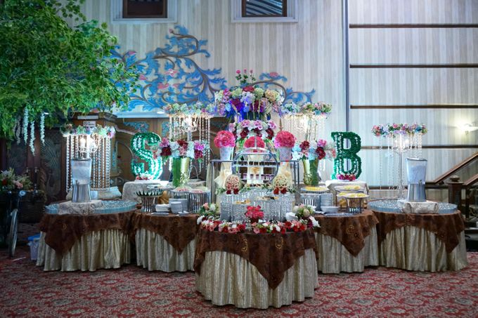 Berti & Silas Decoration by Our Wedding & Event Organizer - 006