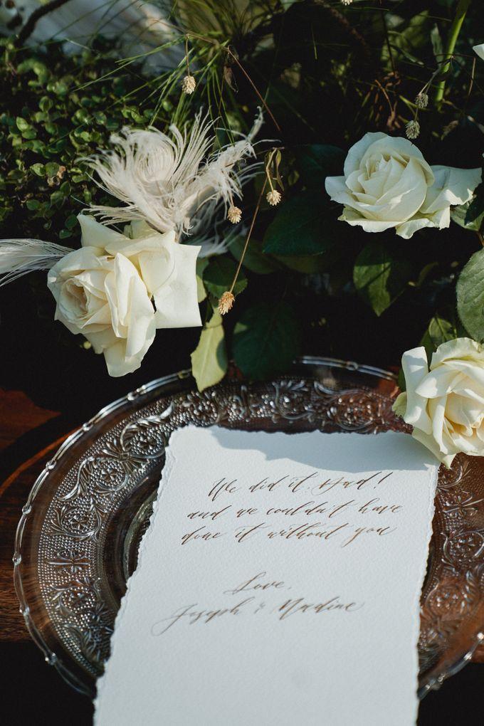 Joseph & Nadine Wedding by Pine Hill Cibodas - 009