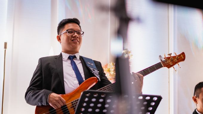 The Wedding of  Liman & Yofine by Cresenza Music Entertainment - 002
