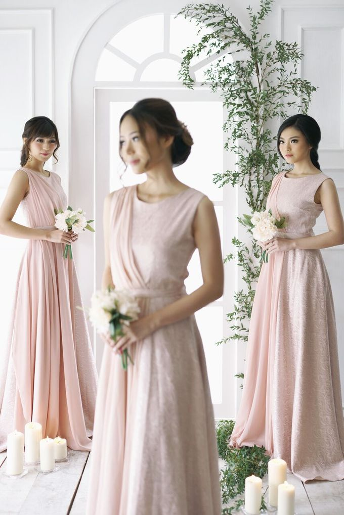 ready for rent by Lademoiselle Bridesmaids - 002